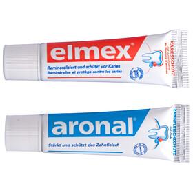 Relags nécessaire à dents Elmex+Aronal